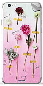 GsmKart AI6 Mobile Skin for Apple Iphone 6 (Pink, Iphone 6-579)