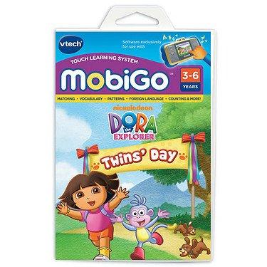 VTech MobiGo Dora the Explorer - Twin's Day