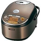 象印 炊飯器 圧力IH式 1升 ステンレスブラウン NP-NY18-XJ