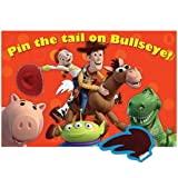 Toy Story Pin the Tail Party Game - Birthday and Theme Party Supplies