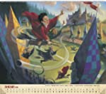 2014 Harry Potter Poster Wall Calendar