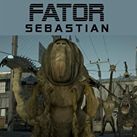 New Instrumental Pop - Electronic Album FATOR By Sebastian photo 1