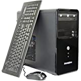 Zoostorm 7877-0324 Business PC (Intel Core_i3 3.4GHz, 4GB RAM, 500GB SATA HDD, DVDRW, Windows 8 Pro Downgraded to Windows 7 Professional)