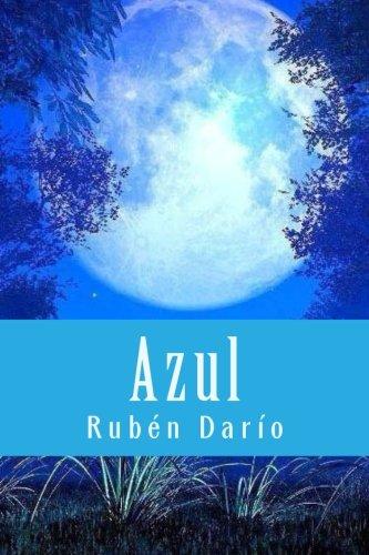 Azul  [Dario, Ruben] (Tapa Blanda)