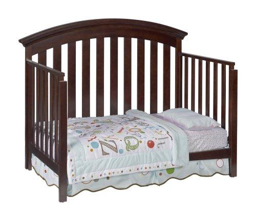 Delta Children Bentley 4 In 1 Crib, Chocolate Furniture