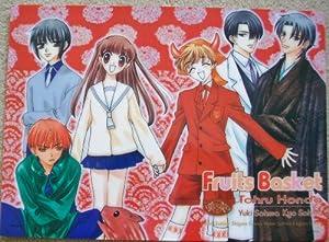 Anime Fruits Basket Glossy Laminated Poster #4133