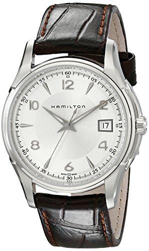 Hamilton Herren-Armbanduhr XL Analog Automatik Edelstahl H32505151
