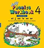 Jolly Phonics Workbook 4 (1844141012) by Lloyd, Sue