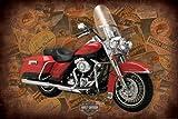 Harley Davidson - Road King - Maxi Poster - 61 cm x 91.5 cm