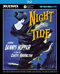 Night Tide: Remastered Edition [Blu-ray]