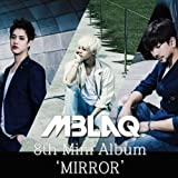 8thミニアルバム - Mirror(韓国盤)