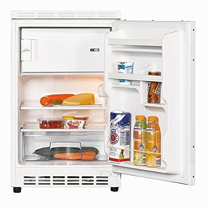 Amica UKS 16147 - frigos combines (Autonome, Blanc, Droite, 85L, ST, Non, 40 dB)