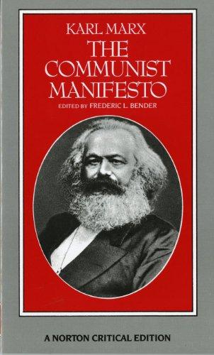 The Communist Manifesto (Norton Critical Editions) (Personal Manifesto compare prices)