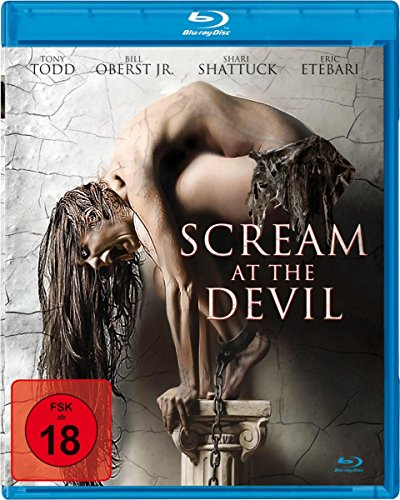 Scream at the Devil - uncut [Blu-ray]