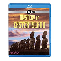 Nova: Mystery of Easter Island [Blu-ray]
