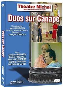 Duos sur canapé [Internacional] [DVD]