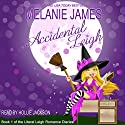 Accidental Leigh: Literal Leigh Romance Diaries, Book 1 Audiobook by Melanie James Narrated by Hollie Jackson