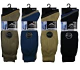 3 pairs of mens big foot work socks (size 11 to 13)