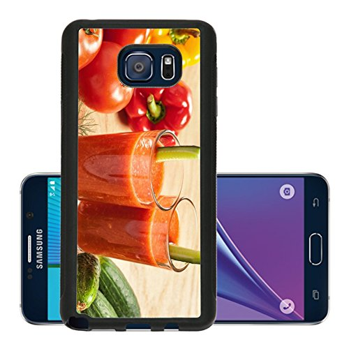 Liili Premium Samsung Galaxy Note 5 Aluminum Snap Case Healthy drink vegetable juice studio shot IMAGE ID 17721936 (California Cool Dill compare prices)