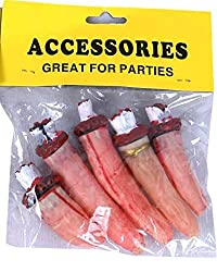 Madcaps The Party Shop Bloodied Fingers (10 fingers)