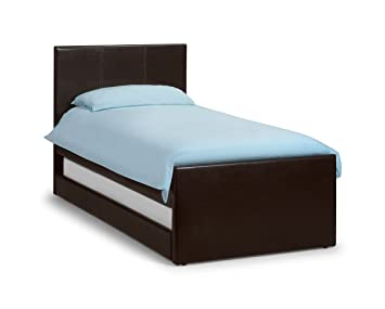 Cosmo Guest Bed Upholstered Luxurious Faux Leather
