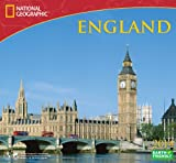 2014 National Geographic England Deluxe Wall