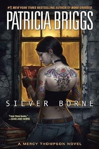 book cover of Silver Borne