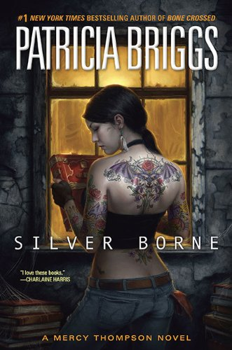 Image of Silver Borne (Mercy Thompson)