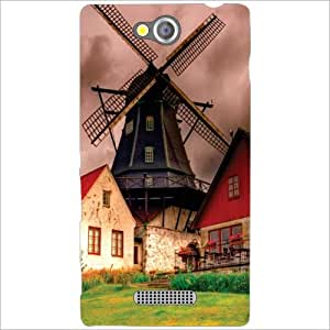 Sony Xperia C Back Cover - House Designer Cases