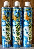 風船ヘリウム缶11.6L 3本セット