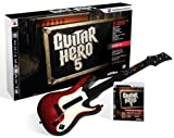 Guitar Hero 5 - Guitar Bundle - Special Edition RED (Playstation 3)