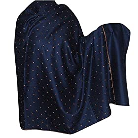 Wrap Shawls Kashmir Embroidered Wool Accessory 80 x 40 inches (ebs323)