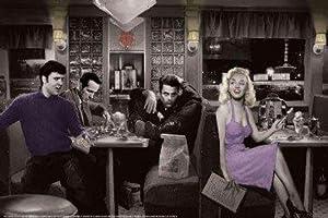 .com: Blue Plate Diner with James Dean Marilyn Monroe Elvis Presley
