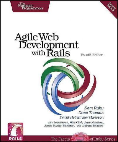 Agile Web Development With Rails (4th Edition - Rails 3 & Ruby 1.9) (Agile Development With Rails compare prices)