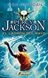 EL LADRON DEL RAYO -Rtca. Nva. Portada- (S) (Percy I), (Narrativa Joven)