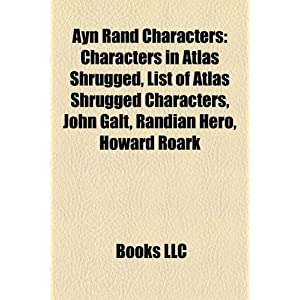 Characters In Atlas Shrugged | RM.