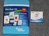 Weight Watchers Points Plus Program Diet NEW Deluxe Kit Member Kit plus calculator Complete Brand new Curved Binder