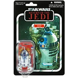 Star Wars Vintage R2-D2 Action Figure