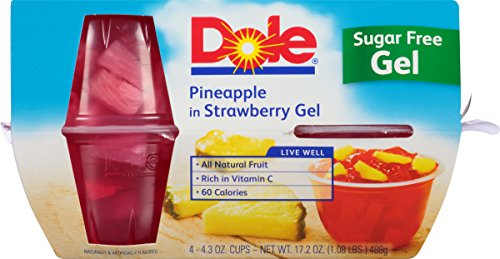 dole-fruit-bowls-pineapple-in-strawberry-gel-4-cups-pack-of-24