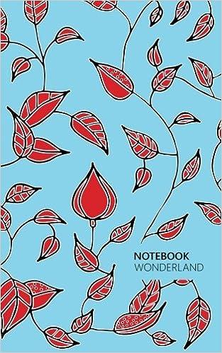 Wonderland Lined Notebook
