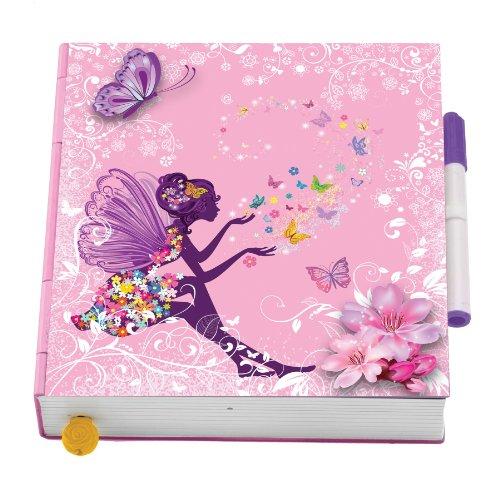 Flutterbye Surprise Butterfly Diary - Pink - 1