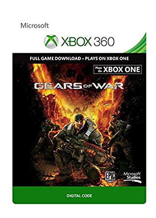 Gears of War - Xbox 360 / Xbox One Digital Code