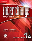 img - for Interchange Level 1 Student's Book A with Self-study DVD-ROM (Interchange Fourth Edition) book / textbook / text book