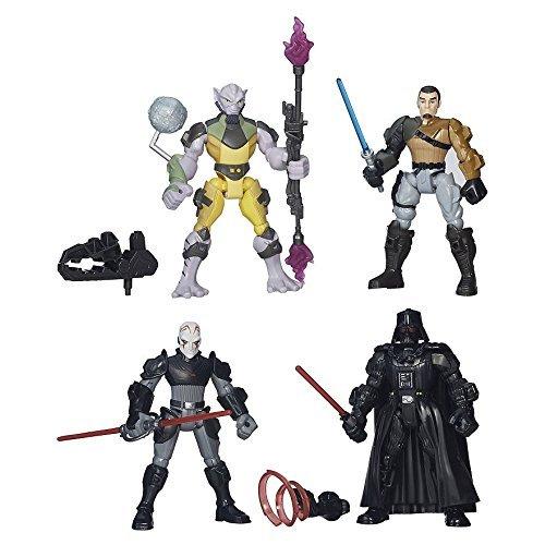 Star Wars Hero Mashers Capture The Rebels Set