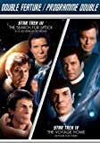 Star Trek III: The Search for Spock / Star Trek IV: The Voyage Home Double Feature (Bilingual)