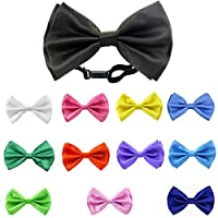 Enimay Great Quality Pre-Tied Bow Ties Many Colors & Styles Available