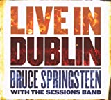 Bruce Springsteen Album - Live In Dublin (Front side)