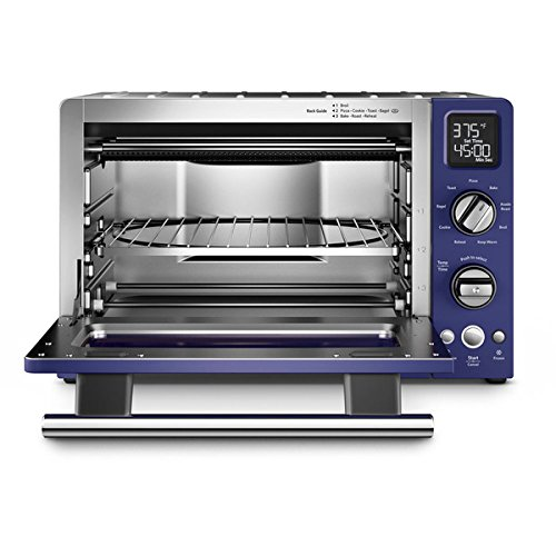 KitchenAid KCO275BU Cobalt Blue Variable Temperature Control Digital Countertop Convection Oven (Cobalt Blue Toaster Oven compare prices)