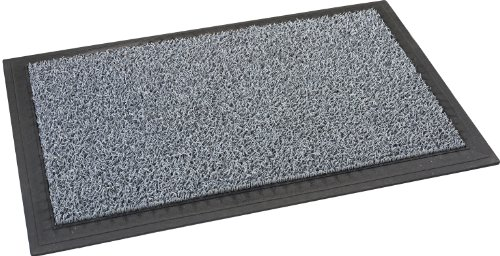 Clean Machine Frame 24-Inch by 36-Inch Doormat, Slate