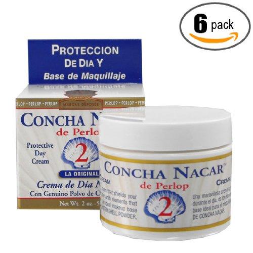 6pk - Concha Nacar de Perlop - 2 - Day Cream